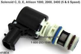 solenoid sensor u2026 cobra transmission