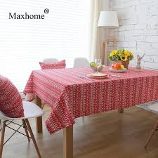 deer stripe tablecloth tree table cloth