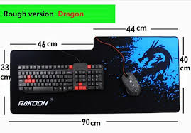 desk size mouse pad aliexpress com buy large size mouse pad plain extended water