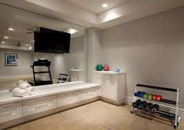 Design Home Gym Layout Startling Full Wall Mirrors Home Gym Decorating Ideas Images In