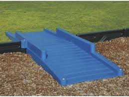 ada playground ramp for landscape timbers