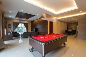 Villas With Games Rooms - luxury 6 bedroom villa with garden villa u0026 rates the ville jomtien