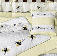 Bumble Bee Crib Bedding Set Bumble Bee 9pc Crib Baby Bedding Set For Newborn Boy By Sweet