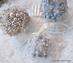 diy beaded ornaments diy do it your self