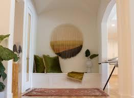 Art Home Lauren Williams Art Home Modern Bohemian Fiber Art