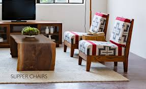 Traditional  Modern Living Room Furniture Solid Wood - Wooden living room chairs