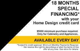 Ge Capital Home Design Credit Card Financing Custom Cabinetry U0026 Design Kitchenscapes