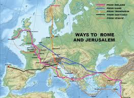 catholic pilgrimages europe power of pilgrimage from europe to jerusalem and mecca 2011
