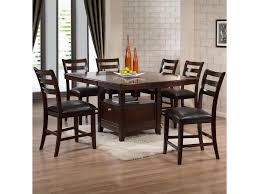 Seven Piece Patio Dining Set - holland house 1965 dining contemporary seven piece pub dining set