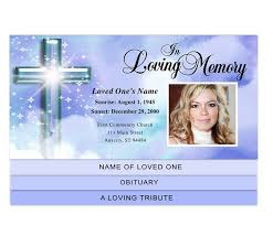 Pictures For Funeral Programs 30 Best Creative Memorials Graduated Style Funeral Programs