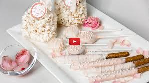 baby shower treats 4 easy diy baby shower treats mywhitet