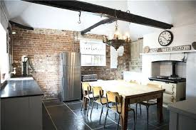 Industrial Style Kitchen Designs Industrial Style Kitchens Cursosfpo Info