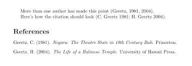 natbib how to cite two different authors with the same surname in