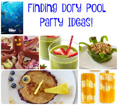 Pool Party Ideas Finding Dory Pool Party Ideas Mommy U0027s Gone Shopping Again