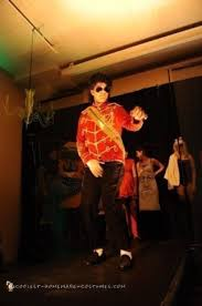 Michael Jackson Halloween Costume Kids 600 Awesome Band Celebrity Halloween Costumes