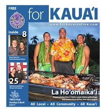 smith family garden luau for kauai november 2014 by for kauai issuu