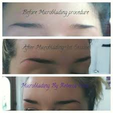 tattoo eyebrows lancashire microblading semi permanent brows by rebecca ford home facebook