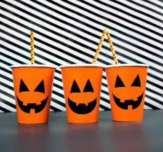 halloween cups and plates 62 spooktacular diy halloween decorations