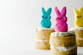 peeps coconut cake with mascarpone frosting recipe i am a food