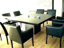 Square Dining Room Table Sets Square Dining Room Table For 8 Euprera2009