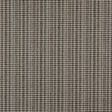 brown dark blue and beige small plaid country style upholstery