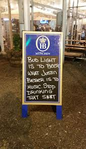 Bud Light Meme - bud light is to beer what justin bieber is to music weknowmemes