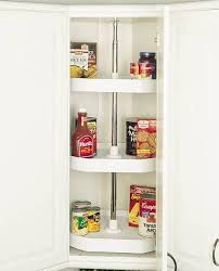 kitchen corner cupboard rotating shelf plastic d shape lazy susans independently rotating single two three shelf sets