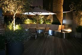garden beautiful backyard garden sofa outdoor wooden chairs led