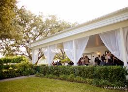 waterfront wedding venues island ta wedding davis islands garden club pauline ta