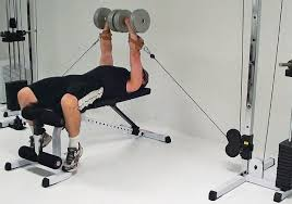 Machine Bench Press Vs Bench Press Hybrid Cable Dumbbell Bench Press Best Chest Exercise Ever
