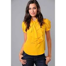 blouse ruffles how to ruffles on a blouse search letter