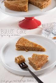 Red Kitchen Recipes - dutch butter cake