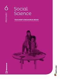 social science 6 spain natural environment