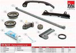 nissan almera gearbox oil fai autoparts tck32 timing chain kit amazon co uk car u0026 motorbike