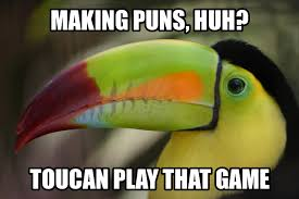 Meme Pun - let the puns begin rexxar album on imgur