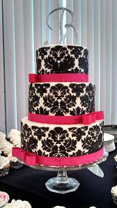 damask ribbon 32 best damask wedding cakes images on damask wedding