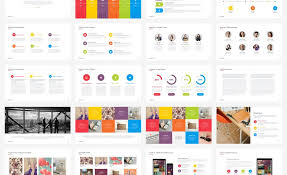 simple and cool presentation template free simple powerpoint