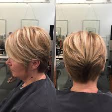collections of short hairstyles for over 50 ladies cute