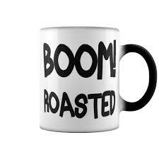 Cute Coffee Cups Roasted Funny Coffee Mug Cute Coffee Mug 11oz White Ceramic Coffee