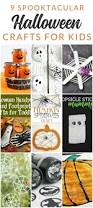 9 fun and easy halloween crafts for kids