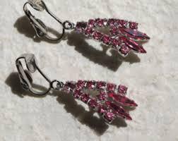 1960 s earrings 1960s earrings etsy
