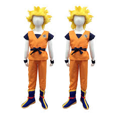 Dragon Ball Halloween Costumes Dragon Ball Halloween Photo Album Happy Halloween Dbz La