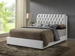 modern headboard designs for beds leather headboards foter