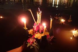 luck lanterns yi peng and loy krathong the lantern and float festivals in