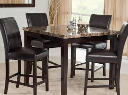 Granite Dining Table Set by Kitchen 48 High Quality Dining Table Chairs Clearance Vidrian