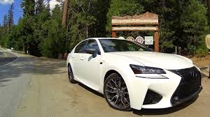 lexus youtube channel lexus adventures in the 2017 gs f luxury fred