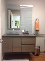 melamine bathroom cabinets textured melamine frameless bathroom