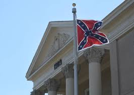 Confederate Flag In Virginia Confederate Flag Flies Over Chattooga County Court Times Free Press