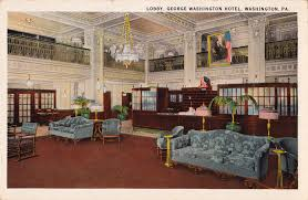 history old world charm the george washington hotel the