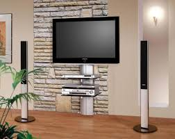 correct height for tv on the wall ideas